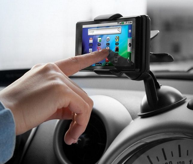 Universal Car Phone Holder - Universal Car Phone Holder