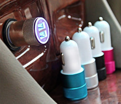 USB Car Charger - USB Car Charger