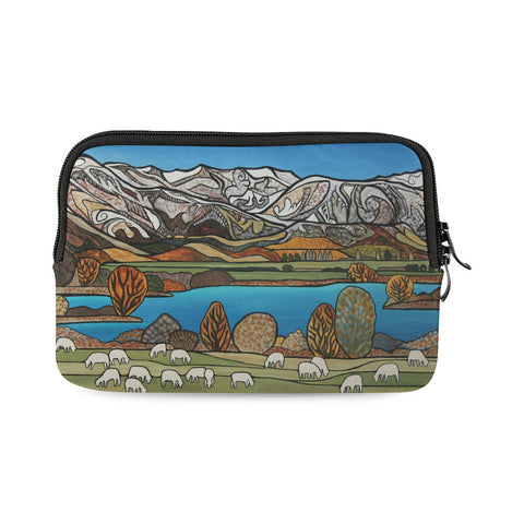 Beside Still Waters Laptop Sleeve