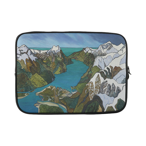 Milford Sound Laptop Sleeve