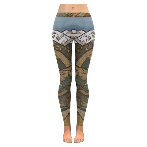 Lake Hawea Leggings