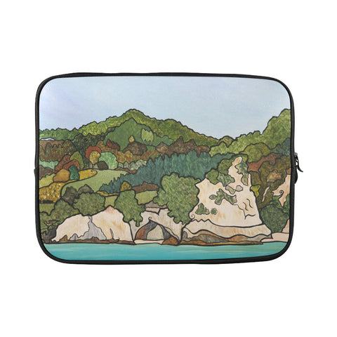 Cathedral Cove Laptop Sleeve