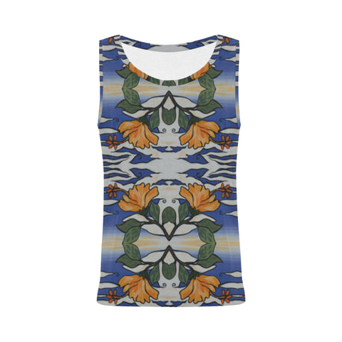 Morning Mirror Sleeveless Top