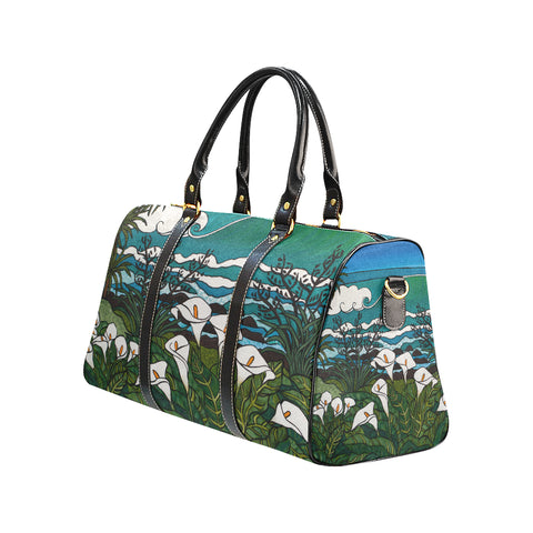 Beyond The Lily Field Travel Bag