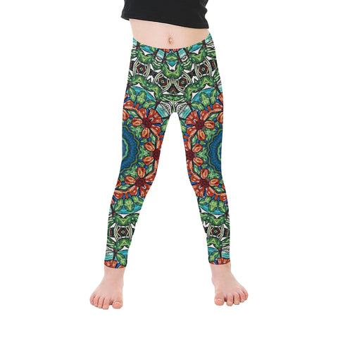 Mandala Kids Leggings
