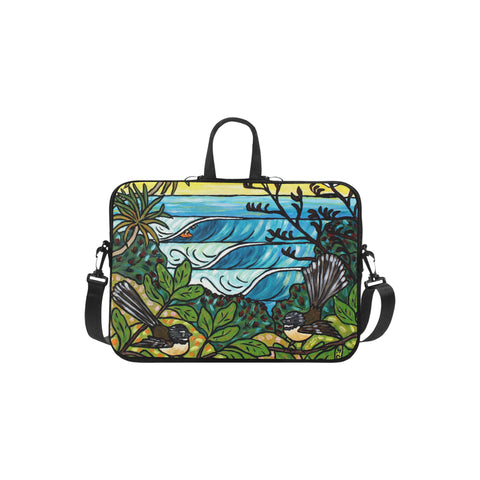 NZ Summer Surf Laptop Bag
