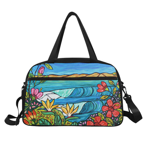 Beach Bliss Sports Bag