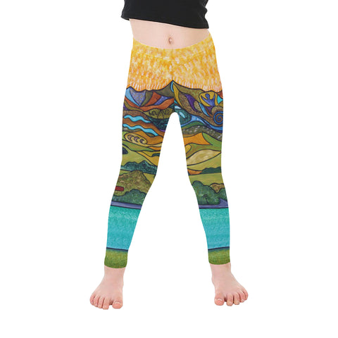 Matariki Kids Leggings