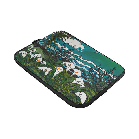 Beyond The Lily Field Laptop Sleeve