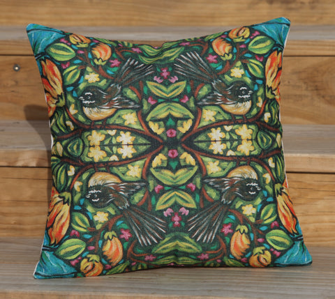 """Fantail"" Cushion Cover"