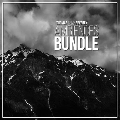B03 Ambiences Bundle - 35 Libraries