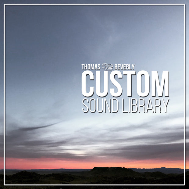 B04 Custom Sound Library