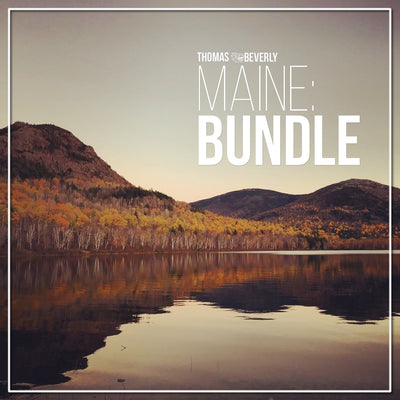 B11 Maine Bundle - 3 Libraries