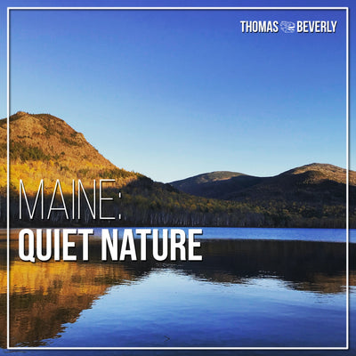 AMB37 Maine: Quiet Nature
