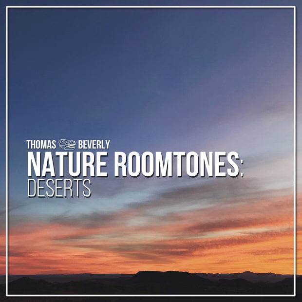 AMB23 Nature Roomtones: Deserts