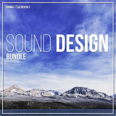 B02 Sound Design Bundle - 25 Libraries