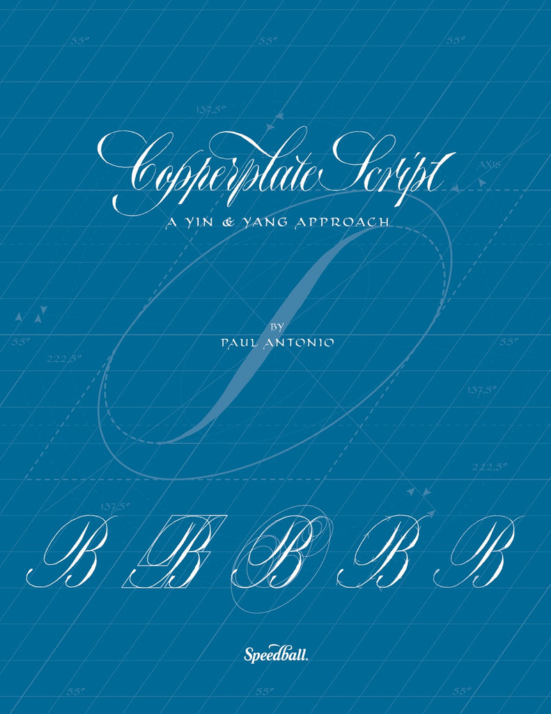 Copperplate Script by Paul Antonio