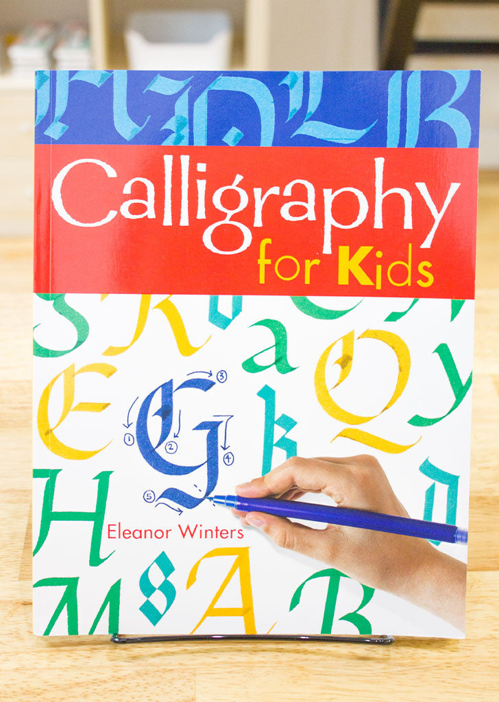 Book - Calligraphy for Kids
