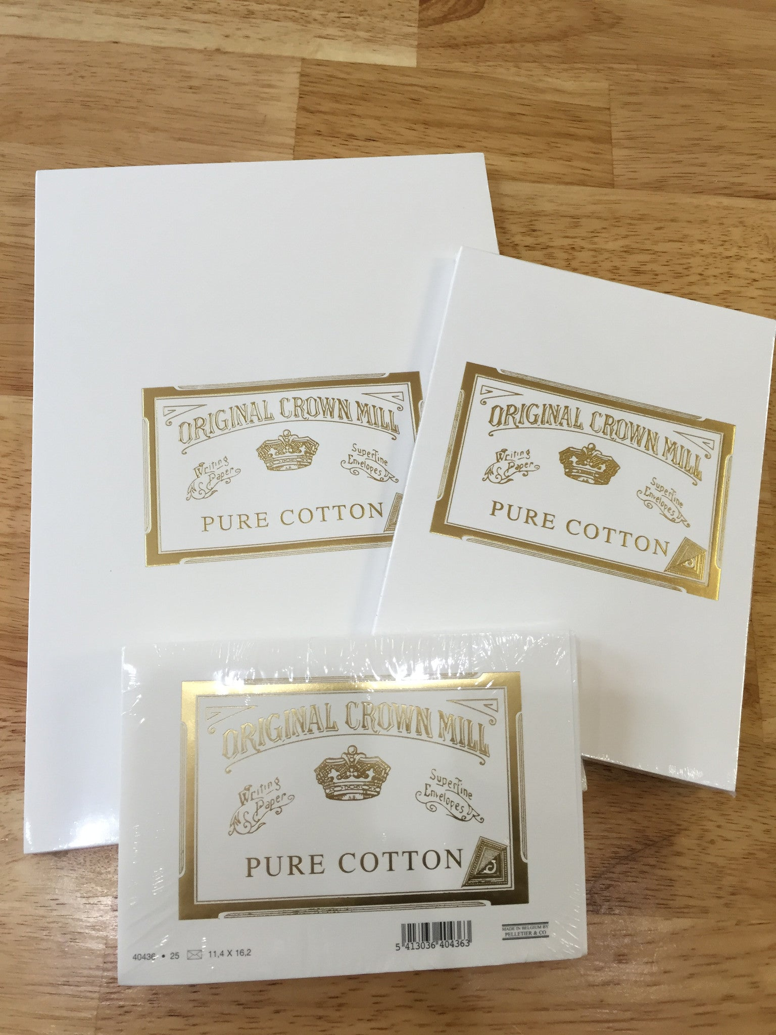 Original Crown Mill - Pure Cotton