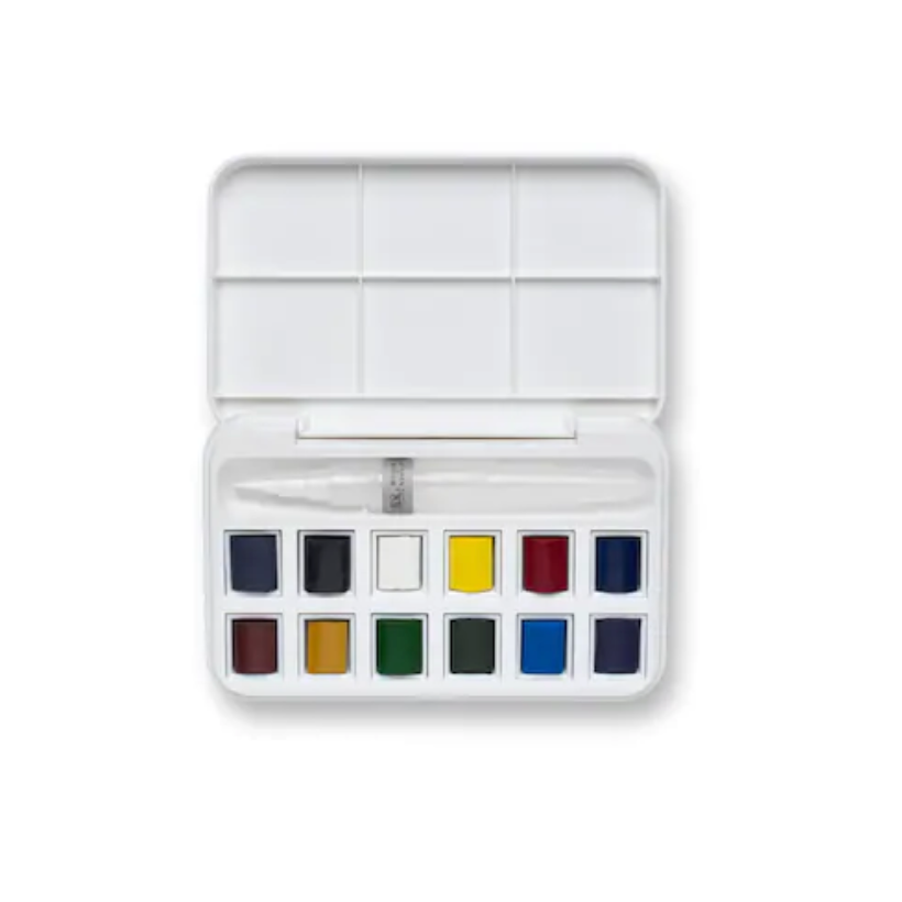 Winsor & Newton - Cotman Water Brush Set