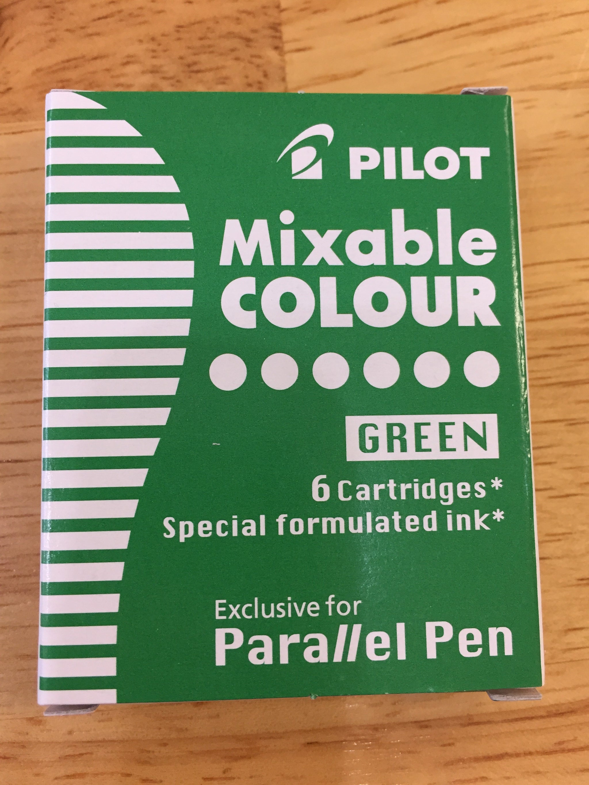 Pilot Mixable Colour Solid Colors - Refills