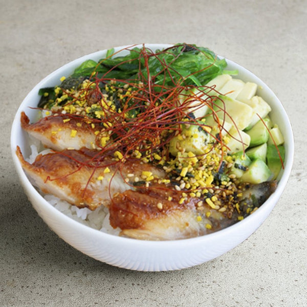 Anguila Pokebowl (400 gr)