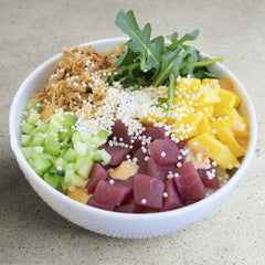 Tuna Pokebowl (400 gr)