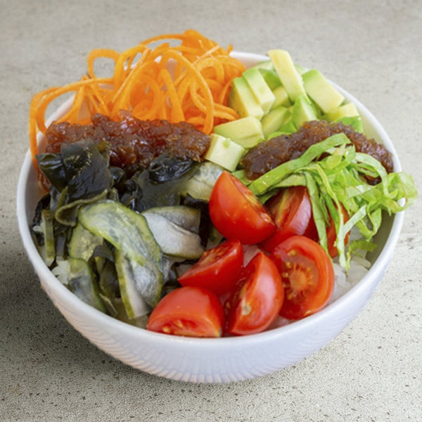 Veggie Pokebowl (400 gr)