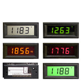 DMO-5XX Epic Series 3 1/2 digit LCD panel meter