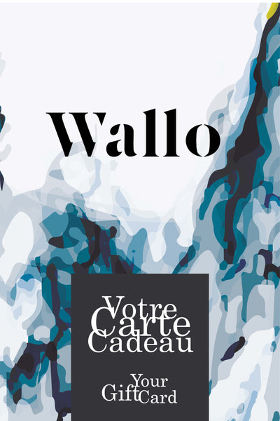 Love Wallo (Carte-Cadeau / Gift Card)