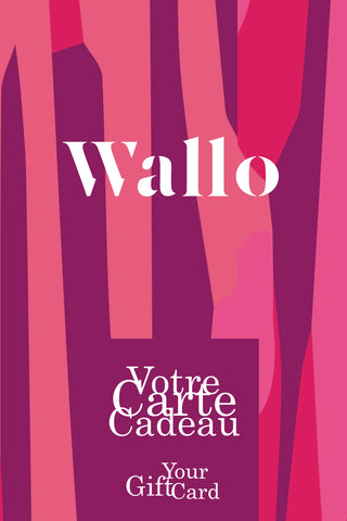 Amour Wallo (Carte-Cadeau / Gift Card)