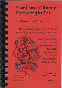 Your House's History: Uncovering Its Past
