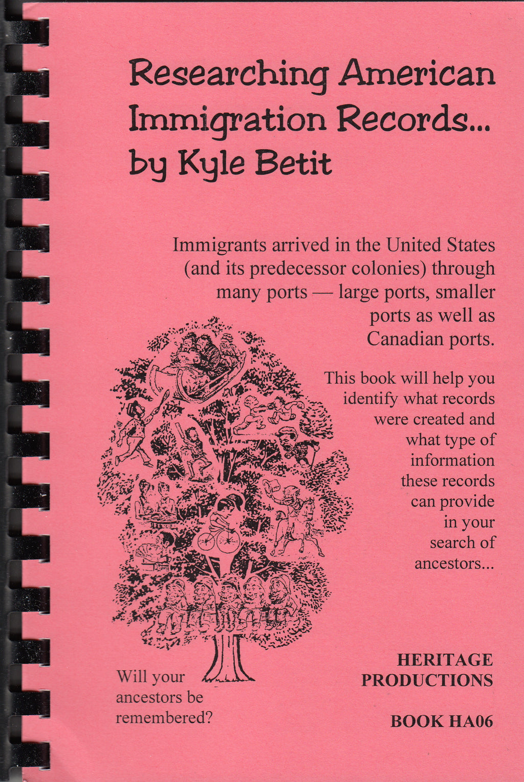 Researching American Immigration Records