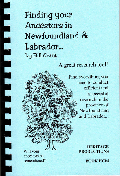 Finding Your Ancestors in Newfoundland and Labrador