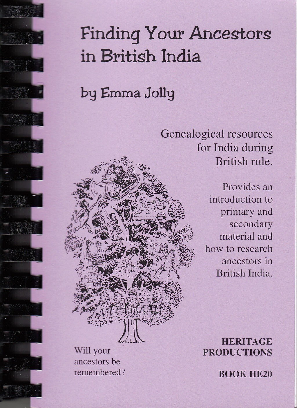 Finding Your Ancestors in British India
