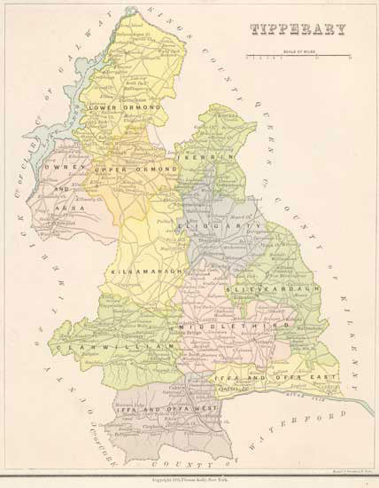 Ireland - County Tipperary 1878