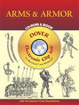 Arms & Armor CD-ROM & Clip Art