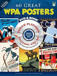 60 Great WPA Posters DVD & Book