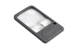 LED Wallet/Purse Light and Magnifier