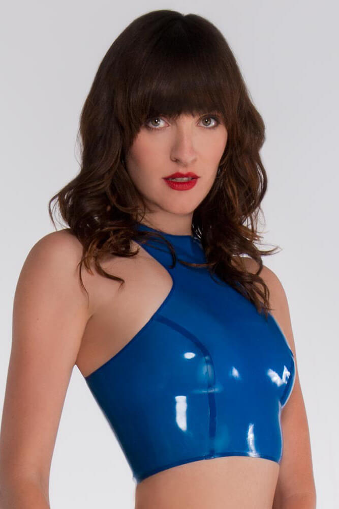 Blue Latex