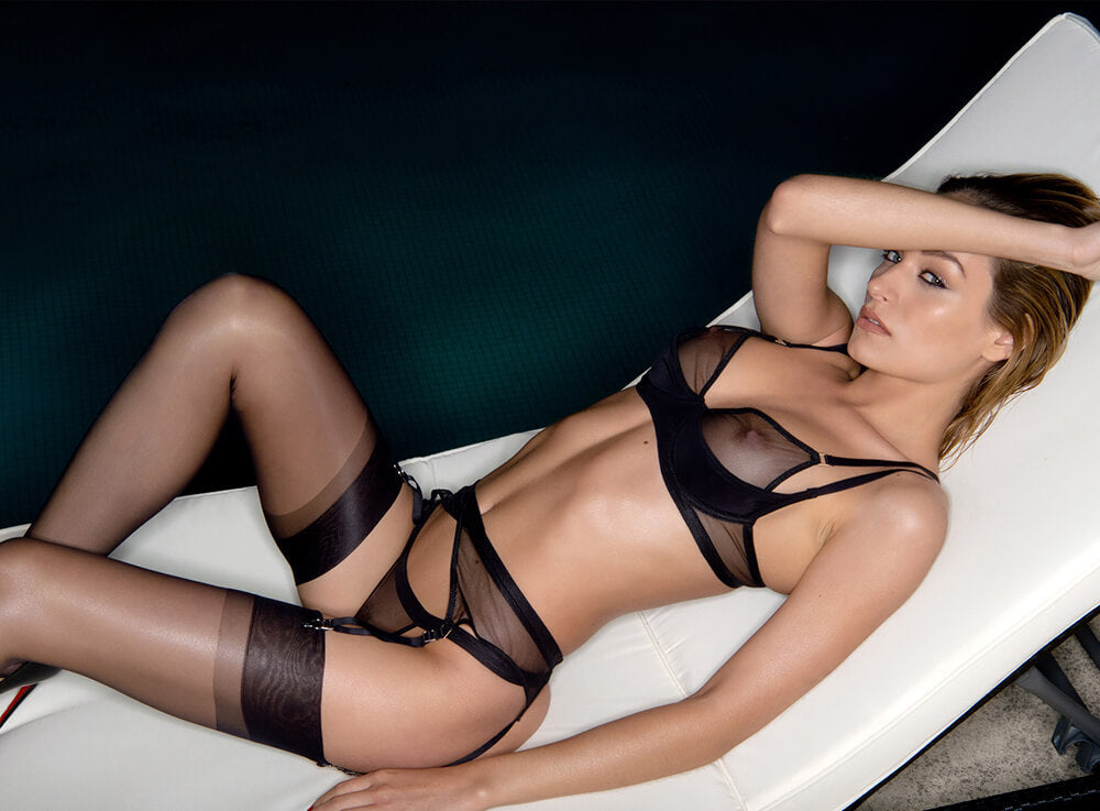 Sheer Lingerie Sets