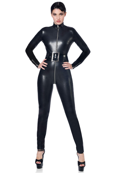Sweety Catsuit with Belt
