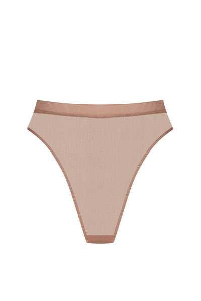 Corps à Corps High waist thong • Ginger snap