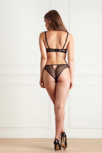 Accroche Coeur Lace Panty