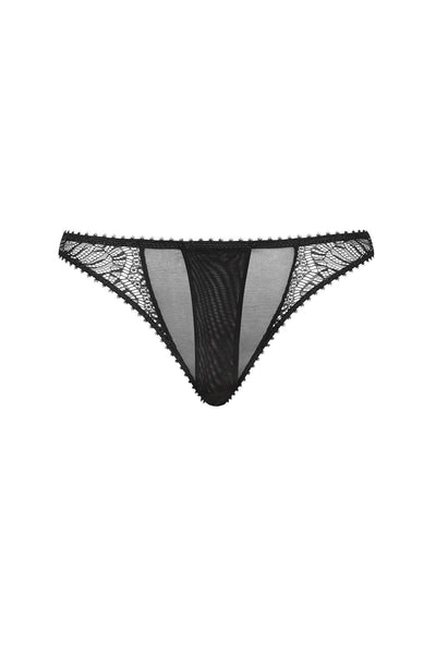 Accroche Coeur Crotchless Panty