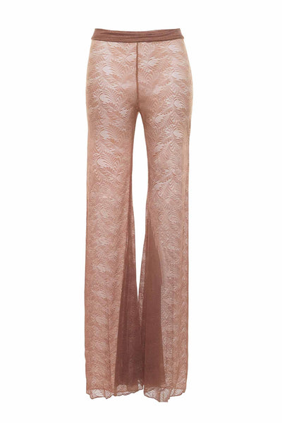 Rose Quartz Sheer Lucid Pant