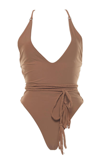 Rose Quartz One Piece Swim