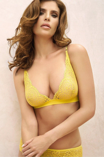 Lemon Drop Bra