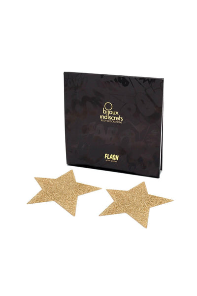 Flash Gold Star Pasties