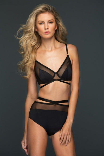 Milana Sheer Lingerie Set